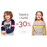 Endo: 30% zniżki na swetry i tuniki dziecięce