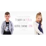 Endo: 20% zniżki na kurtki zimowe oraz t-shirty za 19,90 zł