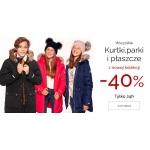 Endo: 40% zniżki na wszystkie dziecięce kurtki, parki i płaszcze z nowej kolekcji