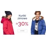 Endo: do 30% rabatu na dziecięce kurtki zimowe
