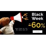 Endo: Black Week do 60% zniżki na ubranka dla dzieci