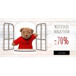 Endo: do 70% zniżki na ubranka dziecięce