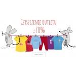 Endo: wyprzedaż do 70% zniżki na ubranka dziecięce