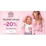 Endo: Stylowe Zakupy 20% zniżki na ubranka dla dzieci
