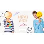 Endo: do 40% rabatu na odzież dla dzieci z oferty na majówkę