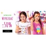 Endo: wyprzedaż do 50% rabatu na odzież dla dzieci
