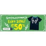 Endo: sportowa promocja Euro 2016 do 50% zniżki