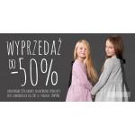 Endo: wyprzedaż do 50% zniżki na odzież i obuwie dla dzieci