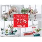 English Home: 70% zniżki na produkty z końcówki kolekcji
