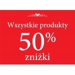English Home: 50% zniżki na wszystkie produkty