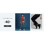 Eobuwie: do 40% zniżki na obuwie marki Tommy Hilfiger