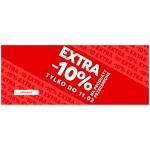 Eobuwie: extra 10% rabatu na produkty przecenione