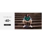 Eobuwie: do 40% zniżki na odzież, obuwie i torebki marki Tommy Hilfiger
