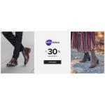 Eobuwie: do 30% zniżki na obuwie damskie i męskie