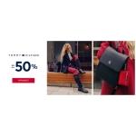 Eobuwie: do 50% zniżki na obuwie, torebki i akcesoria Tommy Hilfiger