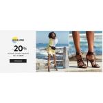 Eobuwie: 20% zniżki na klapki, sandały i espadryle