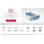 Eobuwie: do 20% rabatu na obuwie wybranych marek