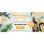 Estyl: 10% zniżki na produkty do opalania i bronzery Australian Gold