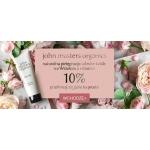 Estyl: 10% zniżki na kosmetyki do ciała i włosów marki John Masters Organics