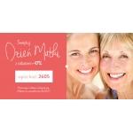 Estyl: 17% zniżki na kosmetyki z okazji Dnia Matki