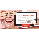 Estyl: wyprzedaż do 50% zniżki na profesjonalne kosmetyki
