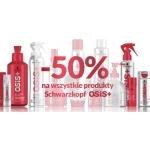 Estyl: 50% zniżki na wszystkie produkty marki Schwarzkopf OSIS+