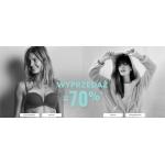 Etam: wyprzedaż do 70% rabatu na bieliznę, piżamy i kombinezony damskie