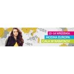 Modna Europa w Gliwicach 13-14 września 2014