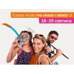 Europa Centralna Gliwice: 18-19 czerwca 2016 weekend zniżek do 70%