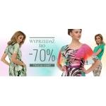 Eye for fashion: wyprzedaż do 70% zniżki sukienki, bluzki, spódnice, swetry