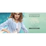 Eye for fashion: 20% rabatu na wybrane modele z kolekcji Wiosna-Lato 2017