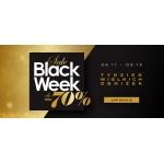 Eye for fashion: Black Week do 70% rabatu na odzież damską, sukienki, bluzki, swetry, spódnice