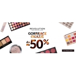 Ezebra: do 50% rabatu na kosmetyki marki Makeup Revolution
