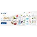 Ezebra: do 30% rabatu na kosmetyki marki Dove