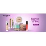 Ezebra: do 50% rabatu na kosmetyki marki L'Oréal