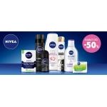 Ezebra: do 50% zniżki na kosmetyki marki Nivea