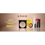 Ezebra: 20% zniżki na kosmetyki do makijażu marki Paese