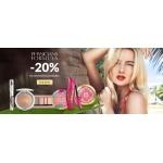 Ezebra: 20% zniżki na wszystkie kosmetyki naturalne marki Physicians Formula