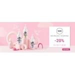 Ezebra: 20% rabatu na kosmetyki marki Yope