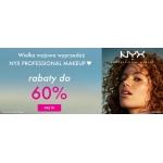 Ezebra: do 60% rabatu na kosmetyki marki NYX Professional MakeUp