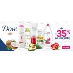 Ezebra: do 35% rabatu na kosmetyki marki Dove