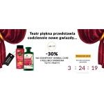 Ezebra: 30% rabatu na szampony Herbal Care i peelingi Farmona Tutti Frutti