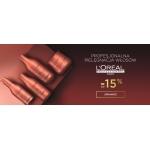 Ezebra: do 15% rabatu na kosmetyki do pielęgnacji włosów marki L'Oréal