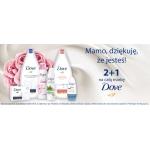 Ezebra: przy zakupie conajmniej 3 produktów marki Dove, najtańszy za 1 gr