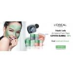 Ezebra: 20% rabatu na maski i żele do twarzy Pure Clays czysta glinka