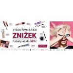 Ezebra: do 50% zniżki na kosmetyki