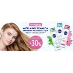 Ezebra: do 30% zniżki na kosmetyki do pielęgnacji włosów marki Nivea