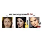 Ezebra: do 50% zniżki na kosmetyki marek L'Oréal, Maybelline, NYX