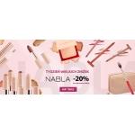 Ezebra: 20% rabatu na kosmetyki marki Nabla