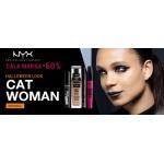 Ezebra: do 60% zniżki na kosmetyki marki Nyx Professional Makeup